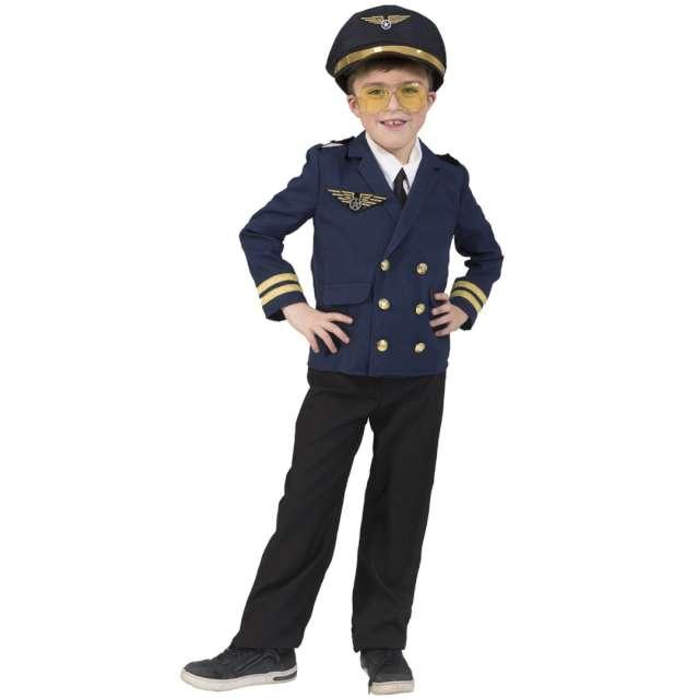 """Strój dla dzieci """"Pilot Samolotu"""", Funny Fashion, rozm. 164"""