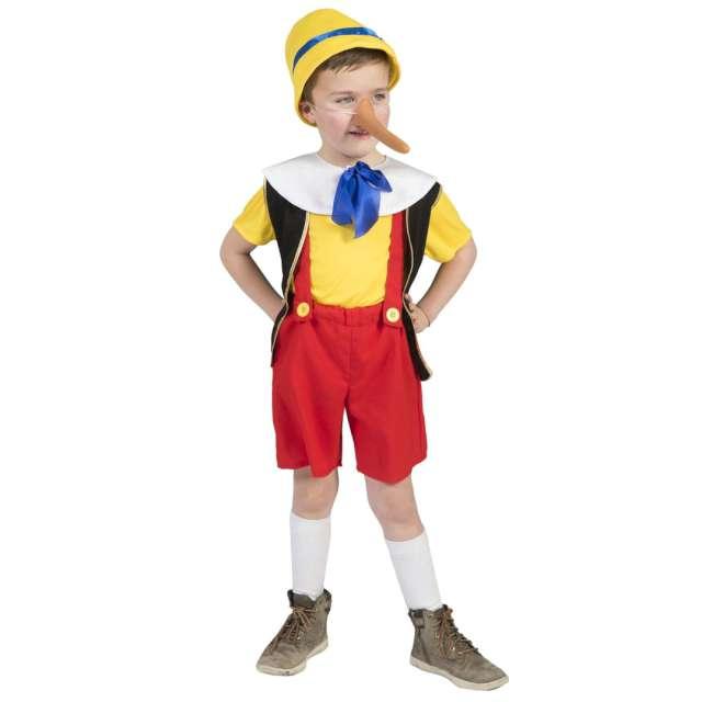 """Strój dla dzieci """"Pinokio"""", Funny Fashion, rozm. 116"""