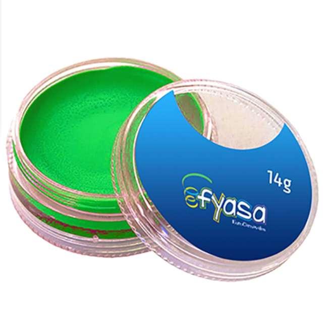"""Make-up party """"Farba do Makijażu"""", zielona, Fyasa, 14 g"""