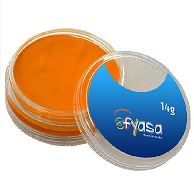 Make-up party Farba do Makijażu pomarańczowa Fyasa 14 g