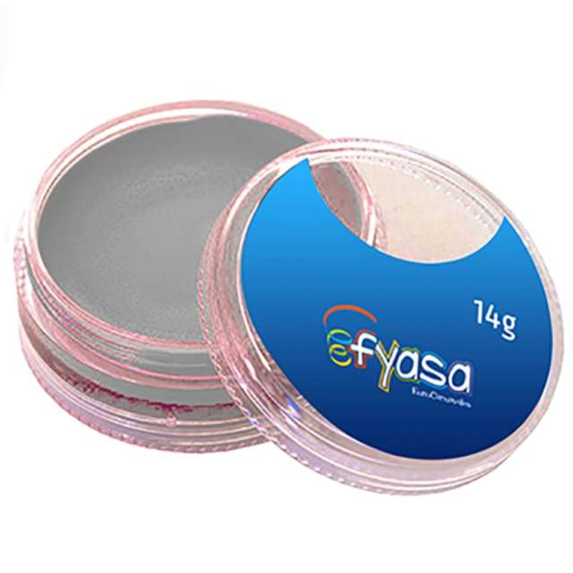 Make-up party Farba do Makijażu srebrna Fyasa 14 g