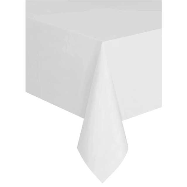 Obrus foliowy Classic biały PartyPal 275x137 cm