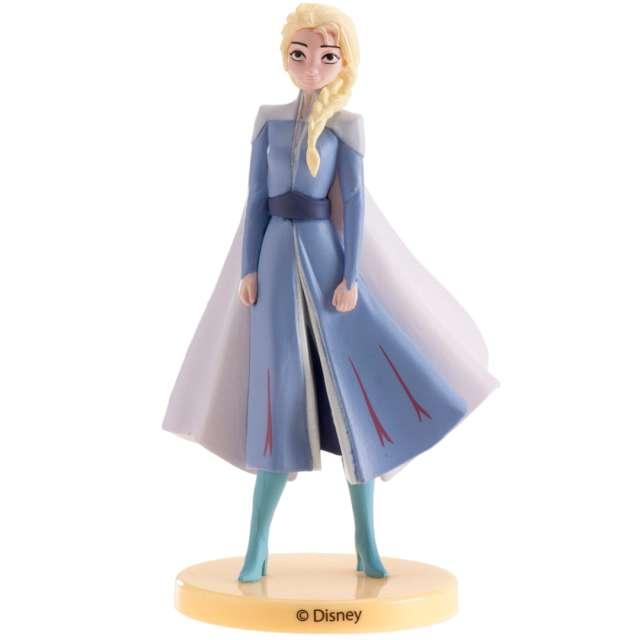 """Figurka na tort """"Kraina Lodu - Elsa"""", Dekora, 9,5 cm"""