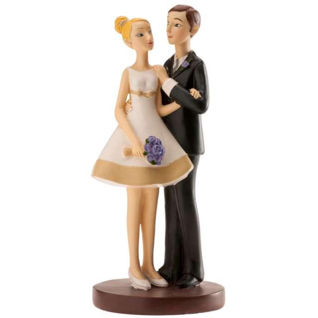"Figurka na tort ""Para Młoda"", Dekora, 16 cm"