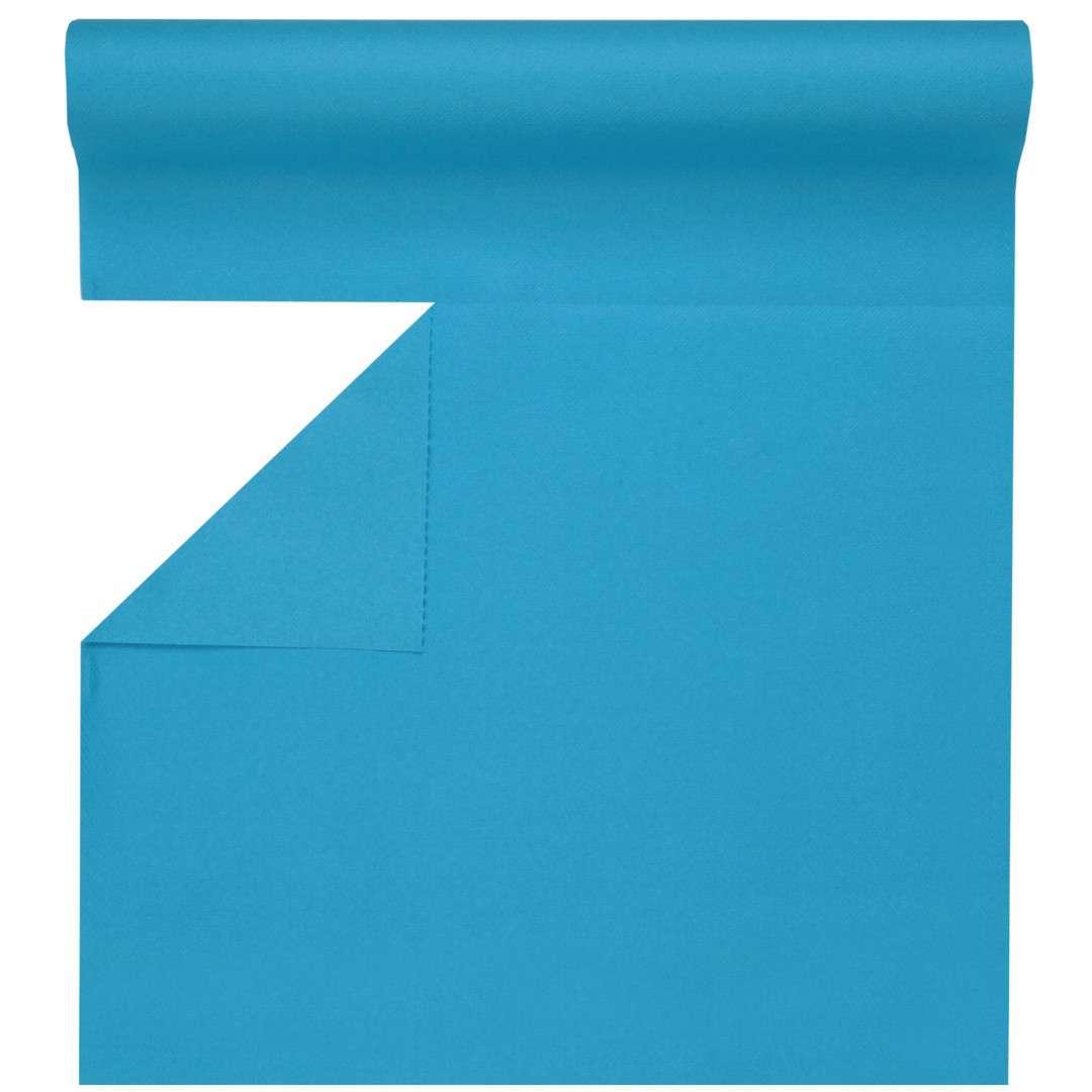 """Bieżnik """"Perforowany 3w1"""", niebieski, Santex, 480 x 40 cm"""