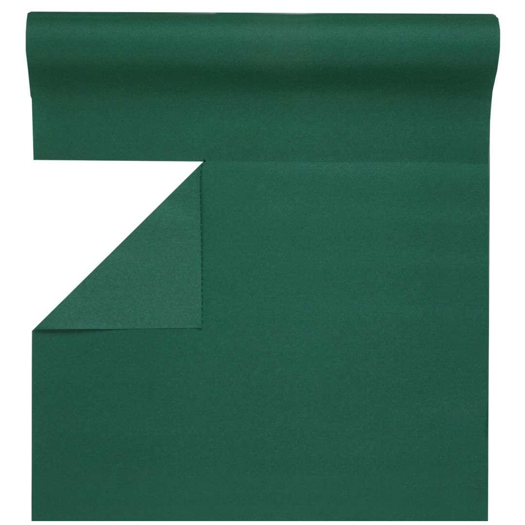 """Bieżnik """"Perforowany 3w1"""", zielony ciemny, Santex, 480 x 40 cm"""