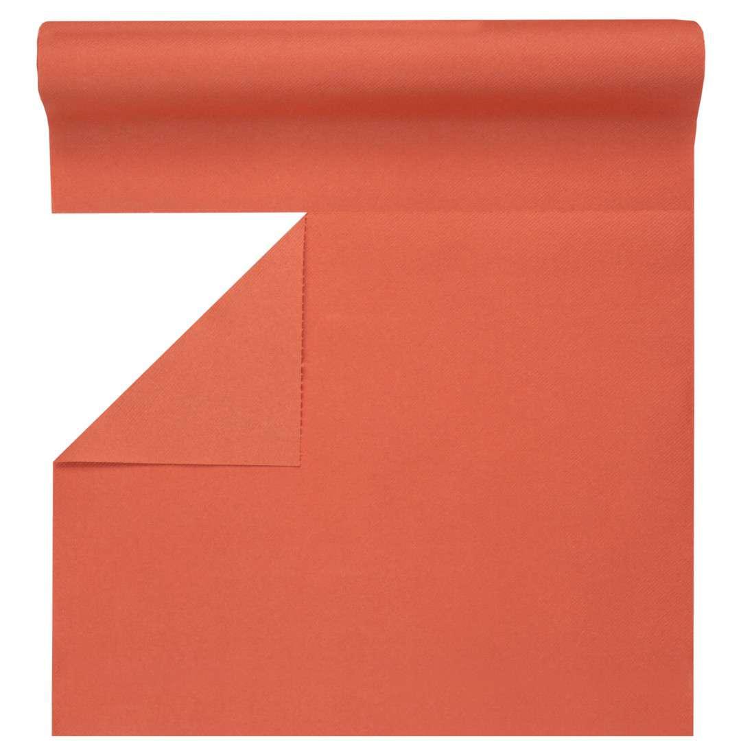 """Bieżnik """"Perforowany 3w1"""", pomarańczowy, Santex, 480 x 40 cm"""