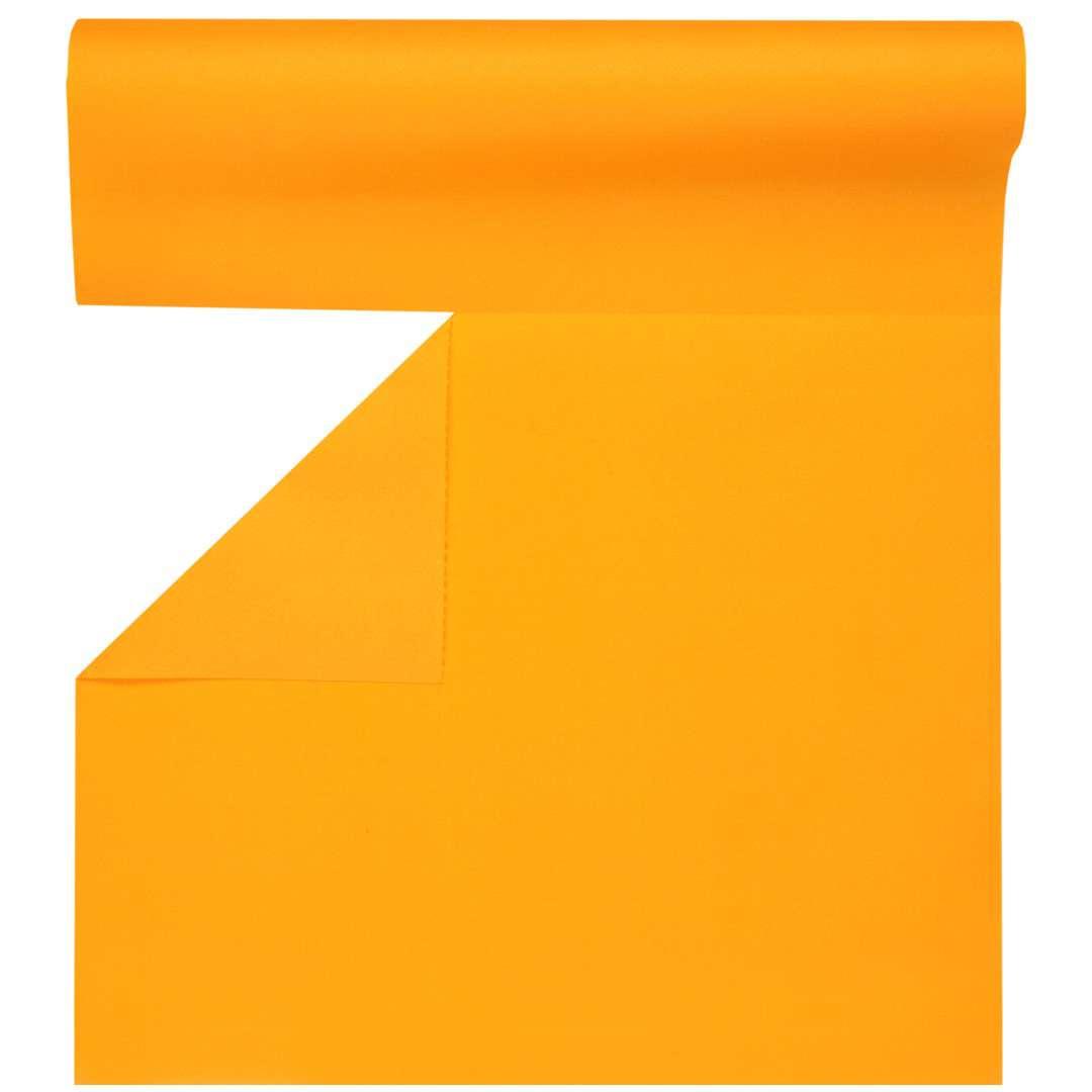 """Bieżnik """"Perforowany 3w1"""", pomarańczowy jasny, Santex, 480 x 40 cm"""