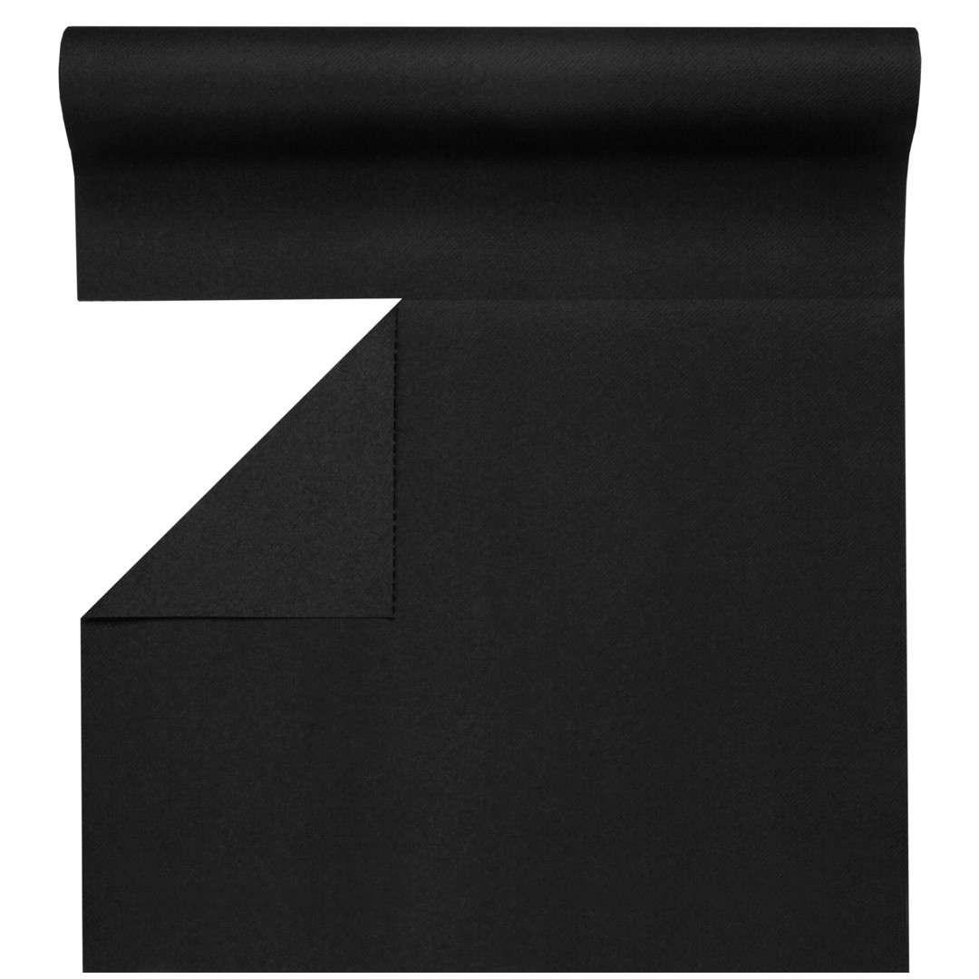 """Bieżnik """"Perforowany 3w1"""", czarny, Santex, 480 x 40 cm"""