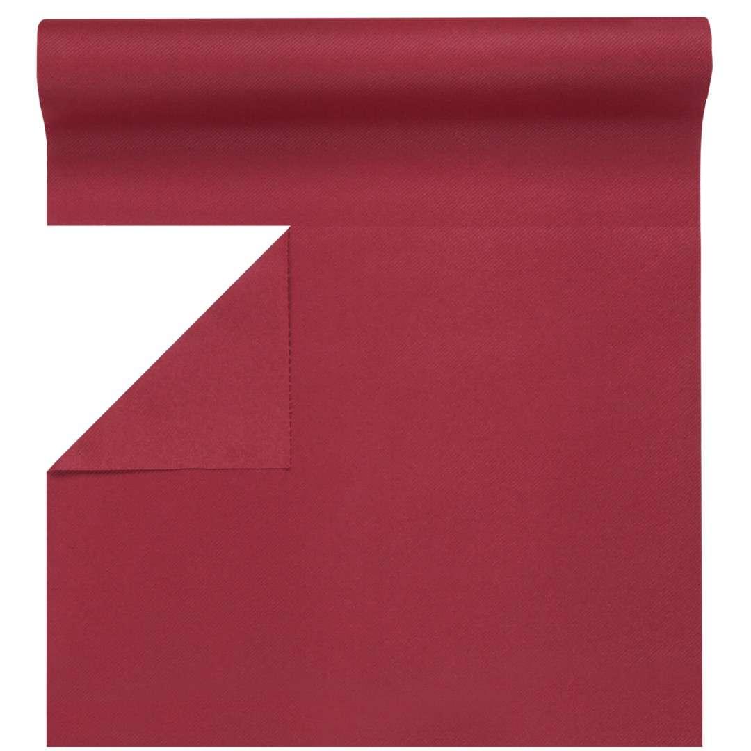 """Bieżnik """"Perforowany 3w1"""", burgund, Santex, 480 x 40 cm"""