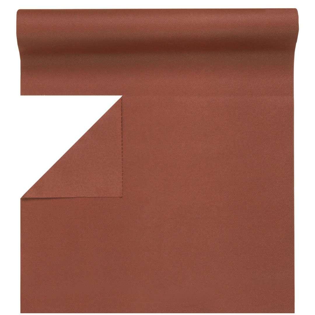 """Bieżnik """"Perforowany 3w1"""", brązowy ciemny, Santex, 480 x 40 cm"""