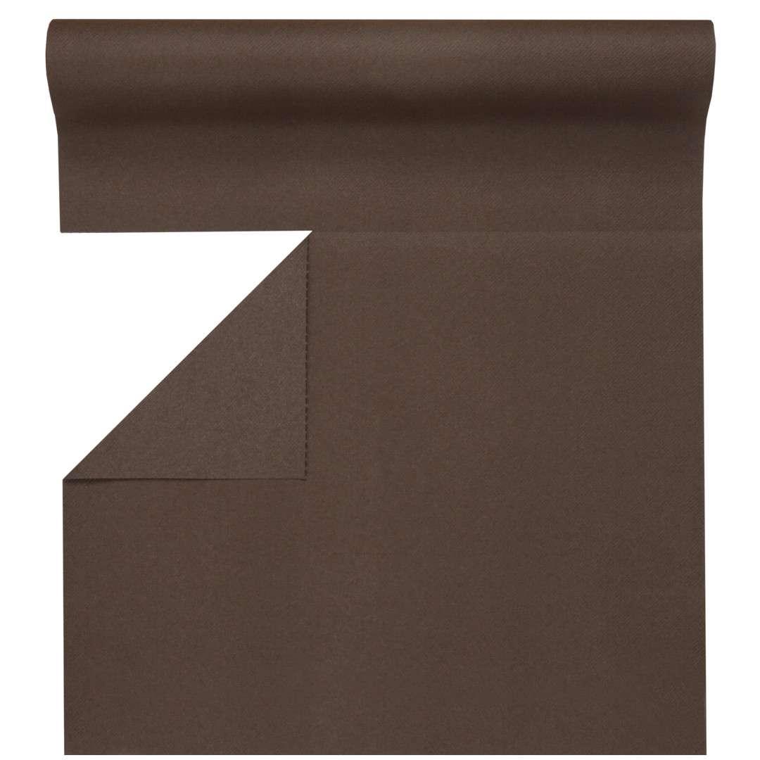 """Bieżnik """"Perforowany 3w1"""", czekoladowy, Santex, 480 x 40 cm"""