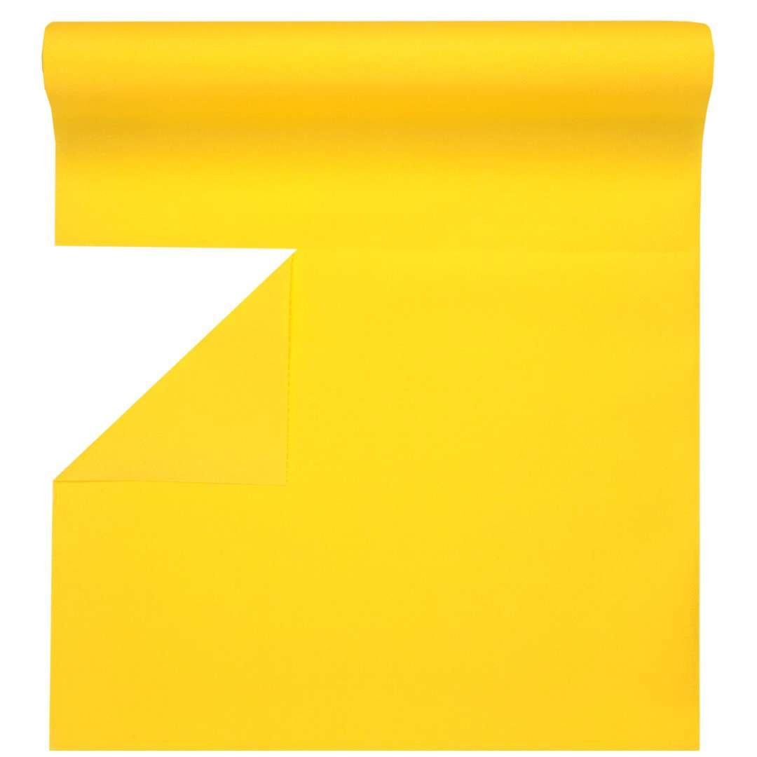 """Bieżnik """"Perforowany 3w1"""", żółty, Santex, 480 x 40 cm"""