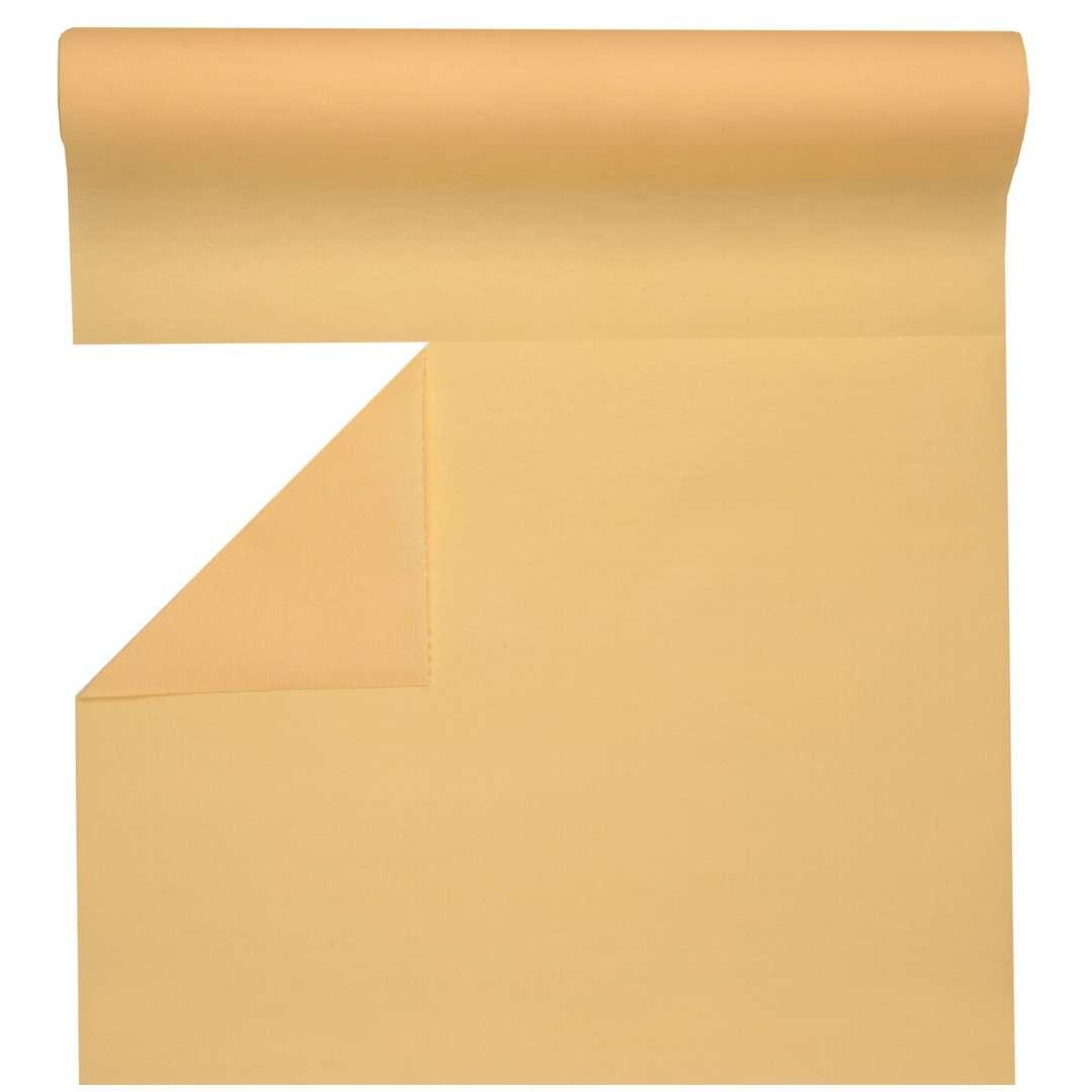 """Bieżnik """"Perforowany 3w1"""", żółty jasny, Santex, 480 x 40 cm"""