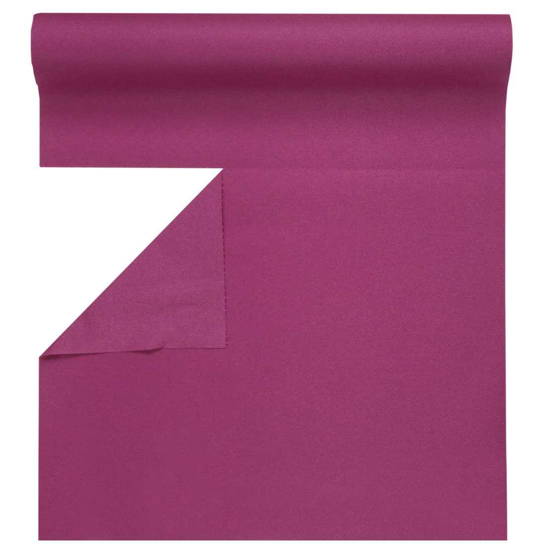 """Bieżnik """"Perforowany 3w1"""", fioletowy ciemny, Santex, 480 x 40 cm"""