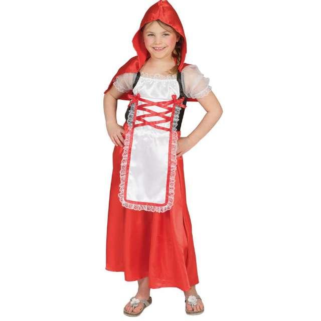 """Strój dla dzieci """"Czerwony Kapturek"""", Funny Fashion, rozm. 104"""