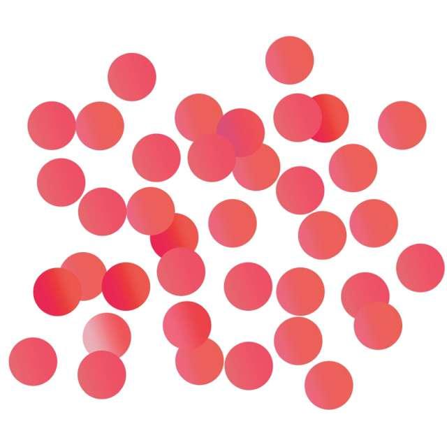 """Konfetti """"Kółeczka"""", Godan, czerwone, 2 cm, 250 g"""