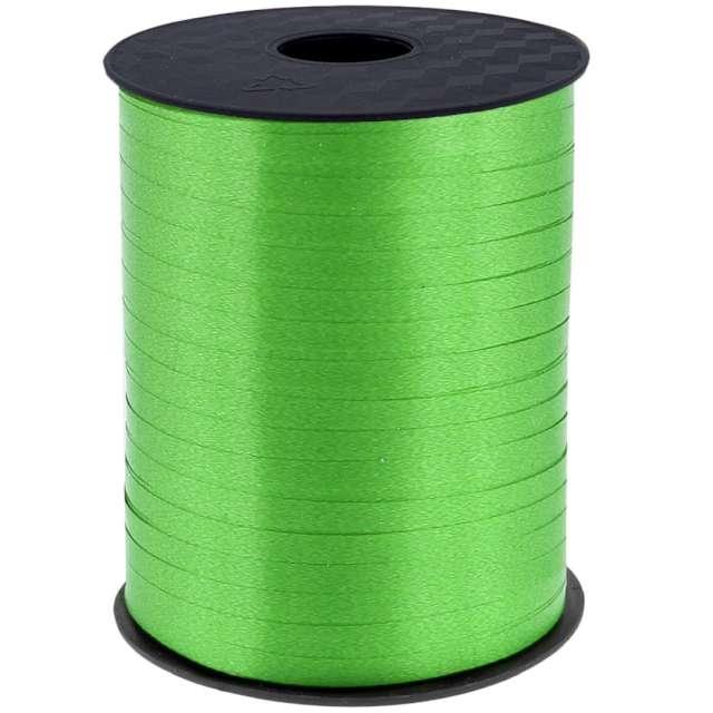 """Wstążka do balonów """"Pastelowa"""", zielona, Godan, 5 mm/458 m"""