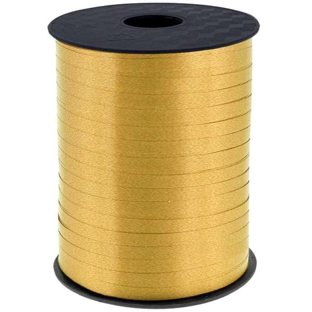 Wstążka do balonów Pastelowa złota Godan 5 mm/458 m