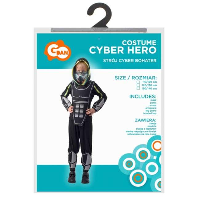Strój dla dzieci Cyber Ninja Godan 110-120 cm