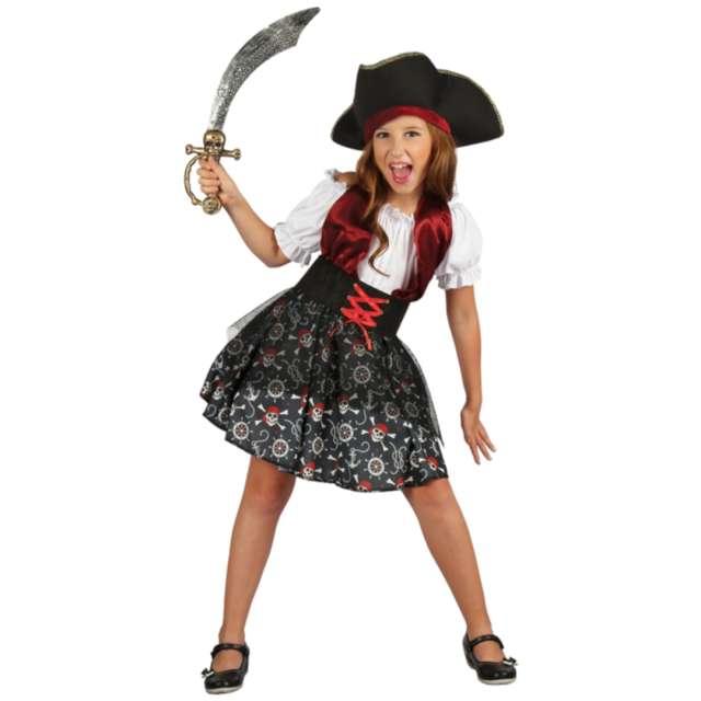 """Strój dla dzieci """"Piratka"""", Godan, rozm. 120-130"""