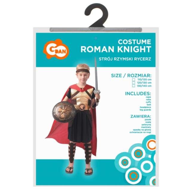 Strój dla dzieci Rzymski rycerz Godan rozm. 120-130