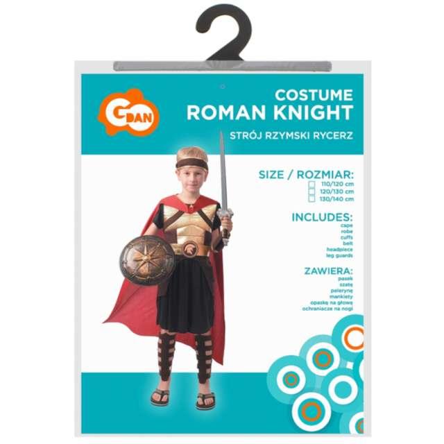 Strój dla dzieci Rzymski rycerz Godan rozm. 130-140
