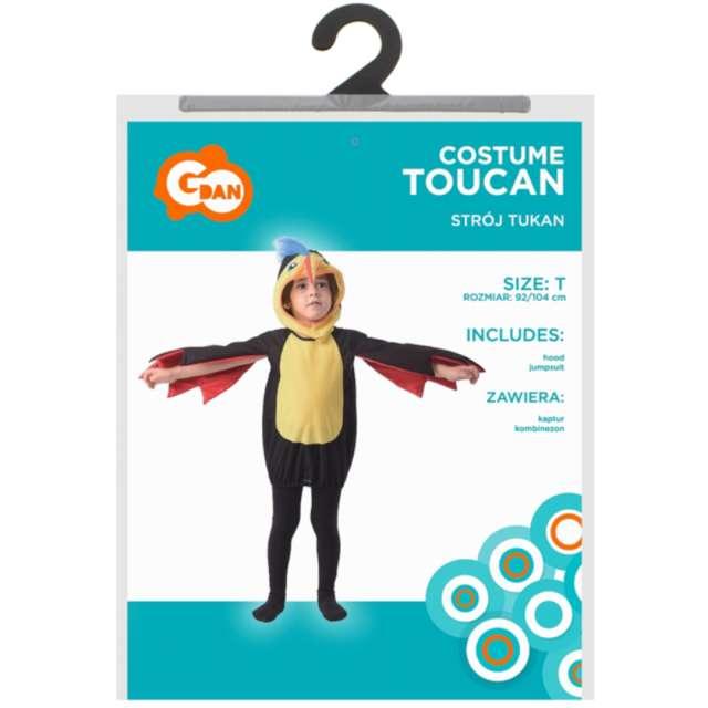 Strój dla dzieci Tukan Godan rozm. 92-104