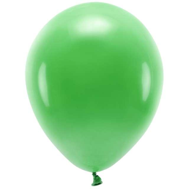 """Balony """"Ekologiczne"""", zielona trawa, Partydeco, 12"""", 10 sz"""
