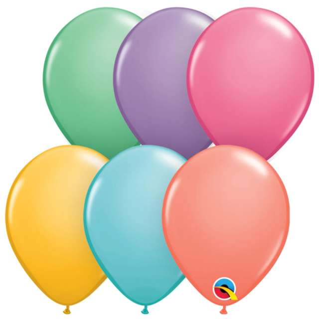 Balony Classic mix Qualatex 5 100szt.