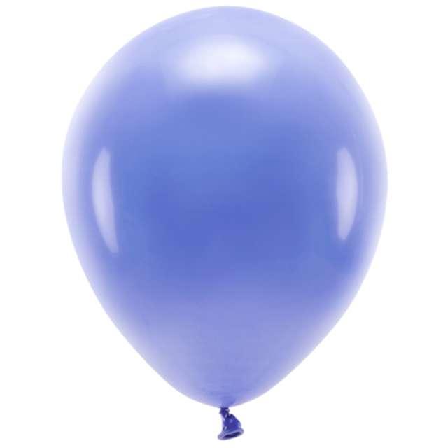 Balony Ekologiczne ultramarynowe Partydeco 10 10 szt