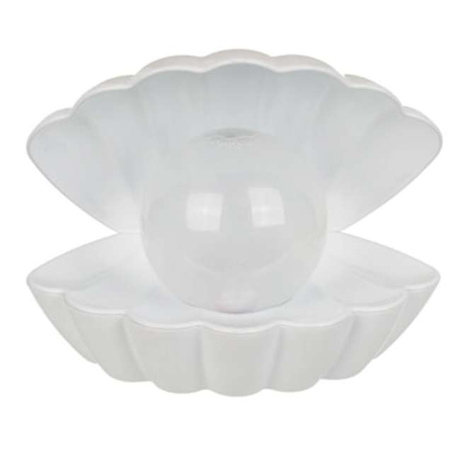 _xx_Lampka dekoracyjna muszla z perłą LED