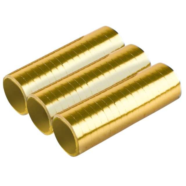 _xx_3 Streamers - Gold Brush
