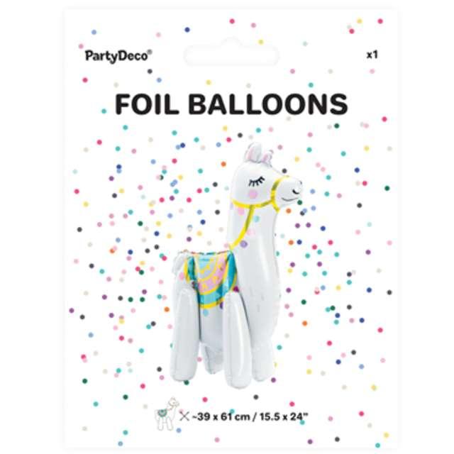 Balon foliowy Lama Partydeco 24 SHP