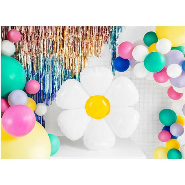 Balon foliowy Stokrotka Partydeco 29 SHP