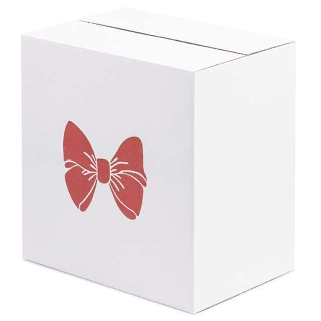 _xx_Karton do poczty balonowej - Kokarda 60x40x60cm (1 op. / 5 szt.)