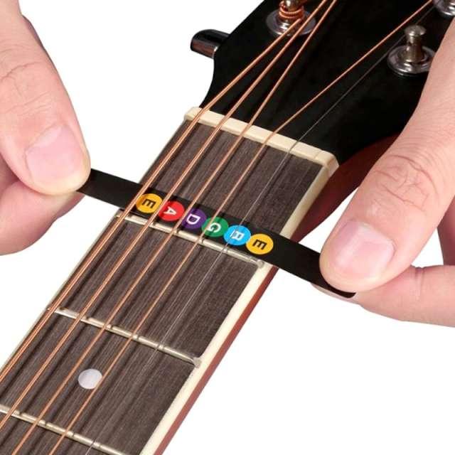 _xx_Naklejki do nauki gry na gitarze