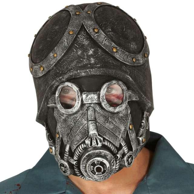 """Maska """"Maska przeciwgazowa Postapo"""", lateksowa, Guirca"""