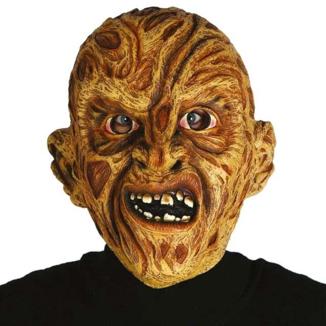 """Maska """"Poparzony człowiek"""", lateksowa, Guirca"""