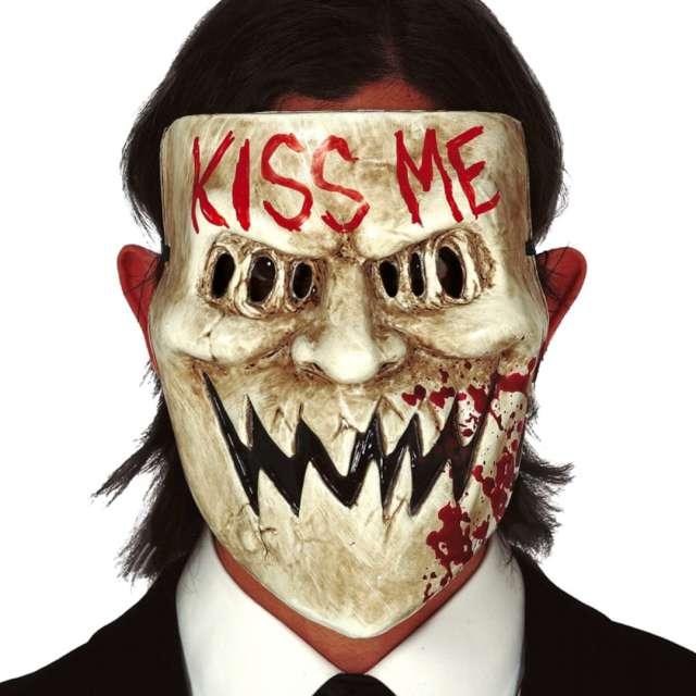 """Maska """"Kiss Me"""", Guirca"""