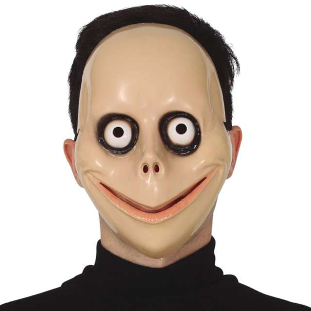 Maska Lalka Momo Guirca