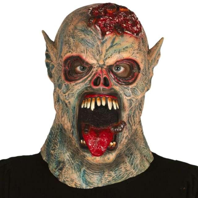 """Maska """"Krzyczący potwór"""", lateksowa, Guirca"""