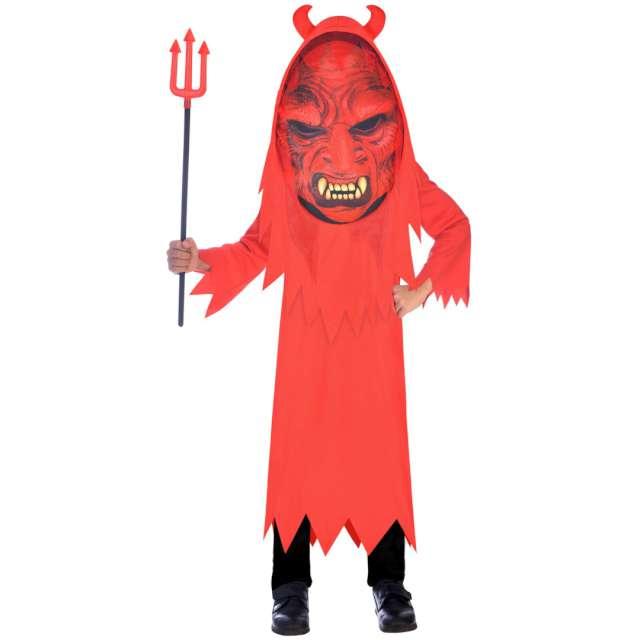 Strój dla dzieci Diabeł z wielką głową Amscan 6-8 lat