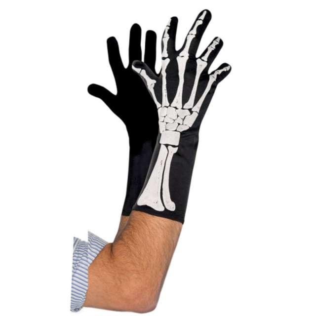 """Rękawiczki """"Szkieletor"""", Amscan"""