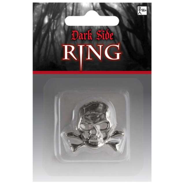 Pierścień Jolly Roger Amscan