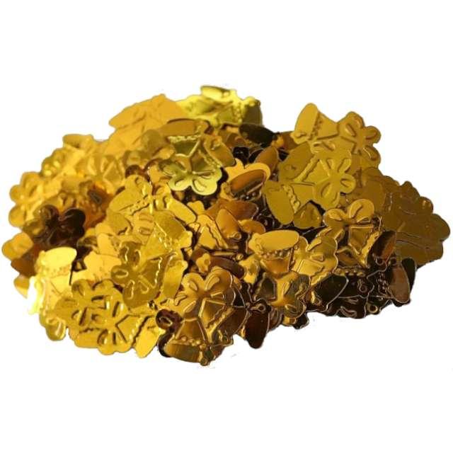 """Konfetti """"Aniołki"""", złote, Titanum, 14 g"""