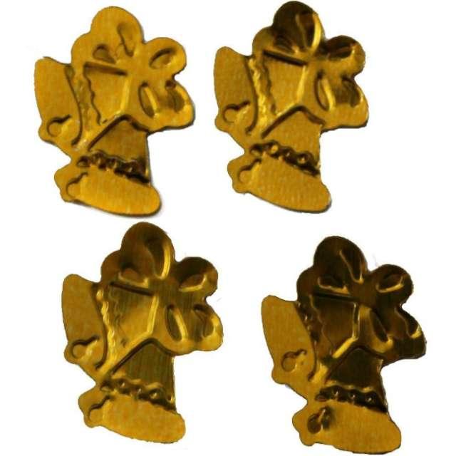 Konfetti Aniołki złote Titanum 14 g