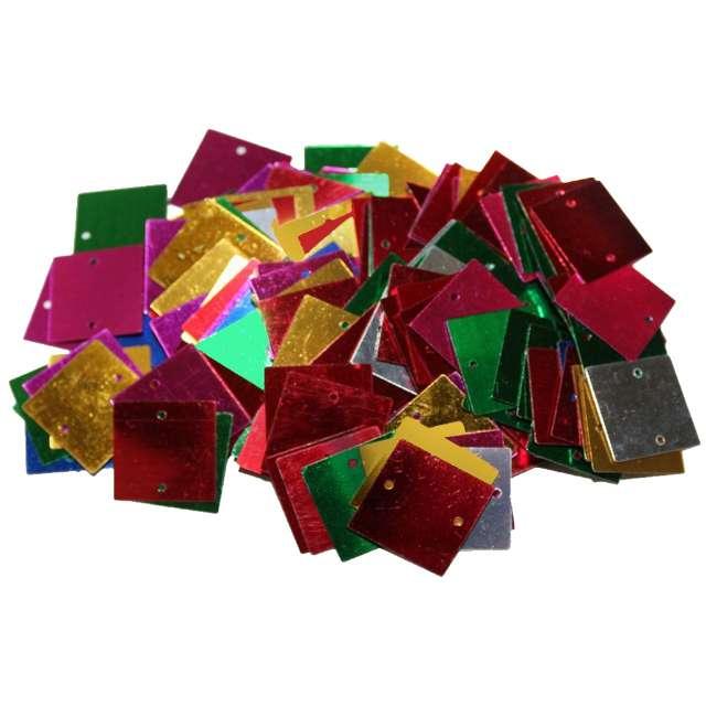 "Konfetti ""Kolorowe Kwadraty"", mix, Titanum, 14 g"