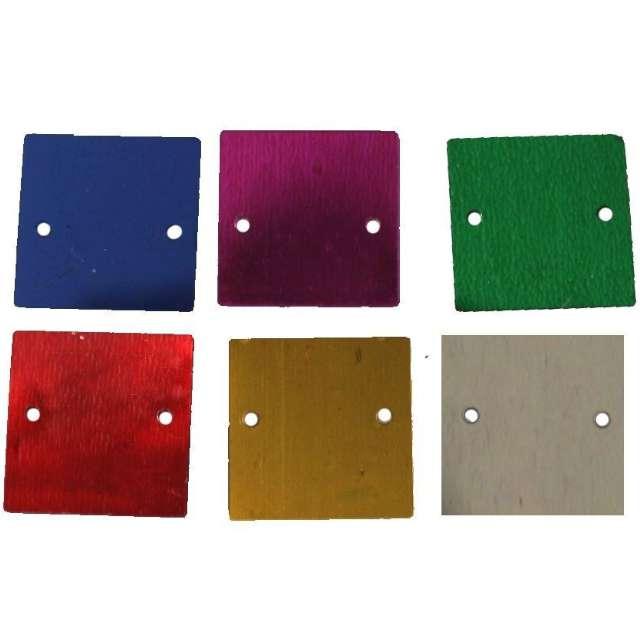 Konfetti Kolorowe Kwadraty mix Titanum 14 g