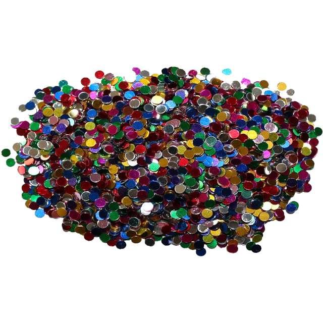 """Konfetti """"Kółeczka mini"""", mix, Titanum, 14 g"""